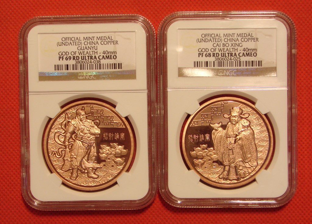 NGC&PCGS MEDAL