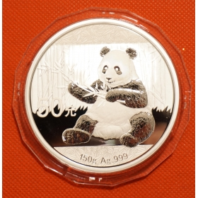 2017-China Panda 150g Proof Coin